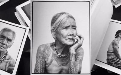 The Last Tattooed Women of Kalinga book wins award in Germany