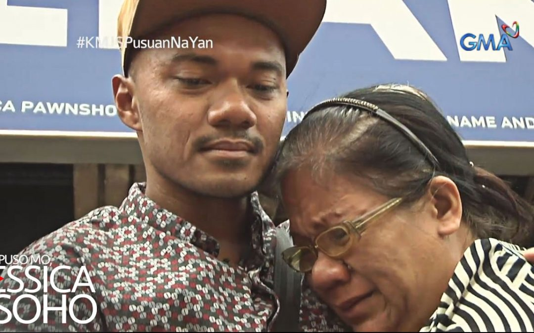 Aussie Jojo de Carteret goes back to Manila after 30 years to look for his biological mother