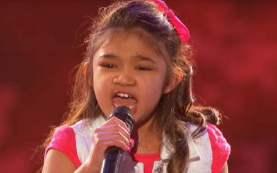 9-year-old Pinay gets Golden Buzzer in America's Got Talent