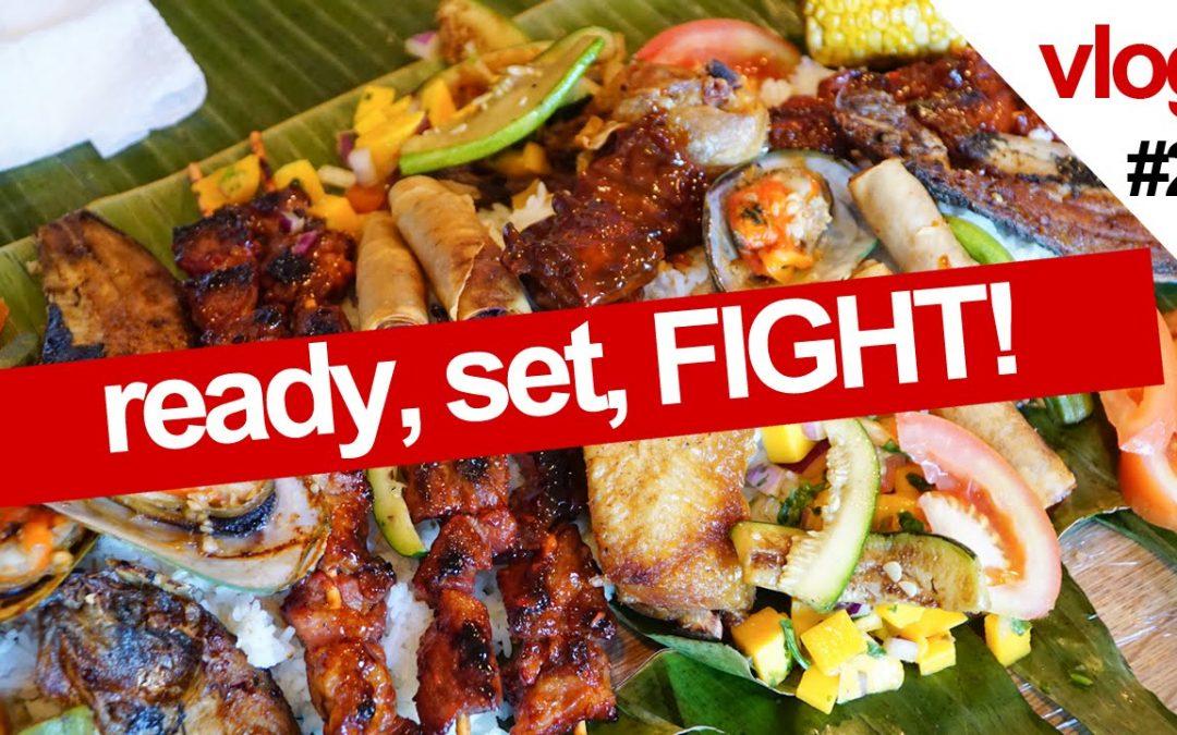 Ready, Set, Boodle Fight!